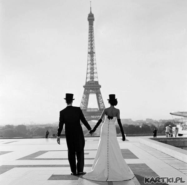 Piękna dziś chwila wybiła… Kiedy Młode Państwo Ślubem połączyła…