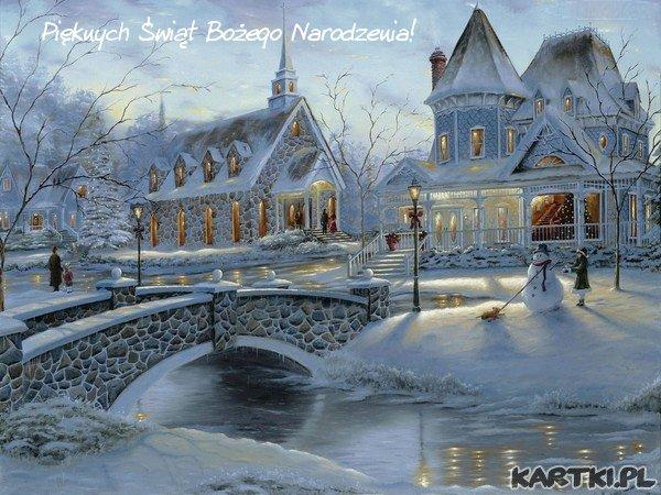 Pięknych Świąt Bożego Narodzenia pełnych miłości i rodzinnego ciepła!!