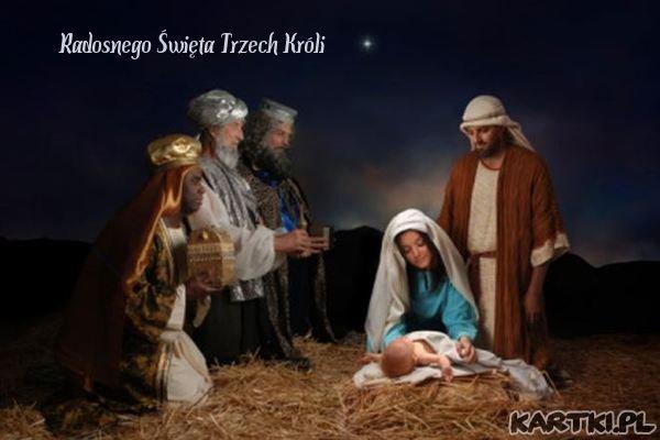 Radosnego Święta Objawienia Pańskiego
