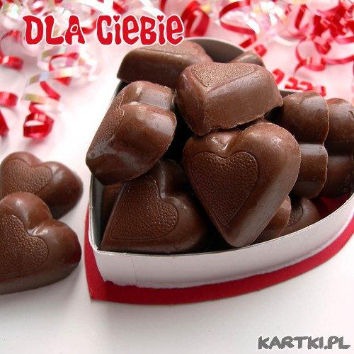 Serce pełne słodyczy dla Ciebie!