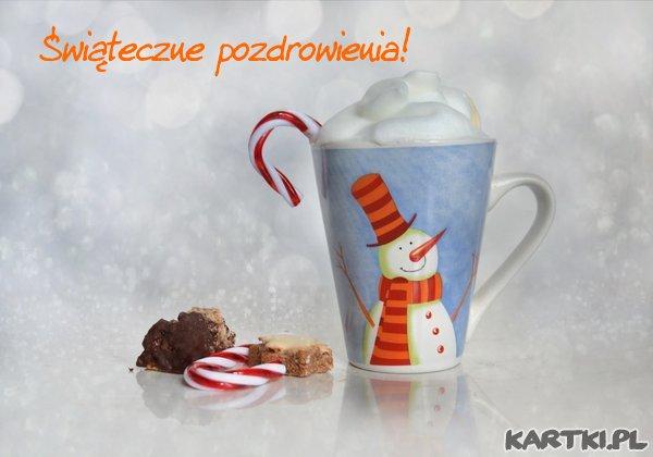 Świąteczne pozdrowienia!