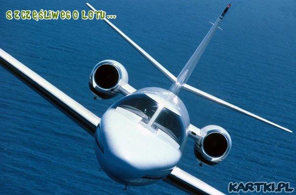 Szczęśliwego lotu
