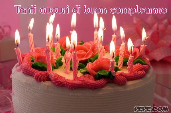 Favorito Tanti auguri di buon compleanno - Cartolina virtuale PEPE.com OP14