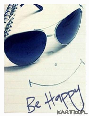uśmiechnij się i miej radosny dzień!