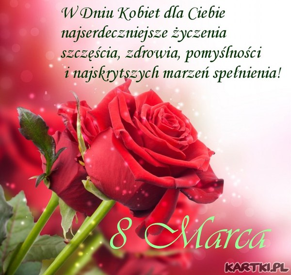 W Dniu Kobiet dla Ciebie