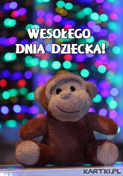 Wesołego Dnia Dziecka!