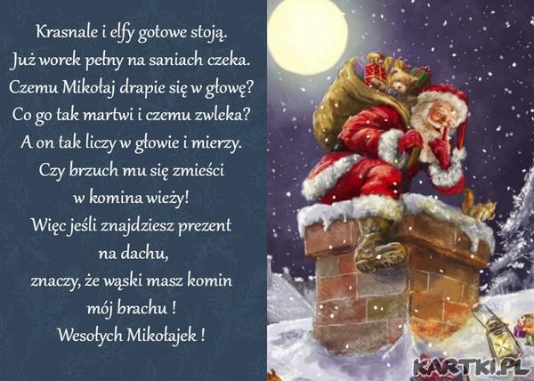 Wesołych Mikołajek