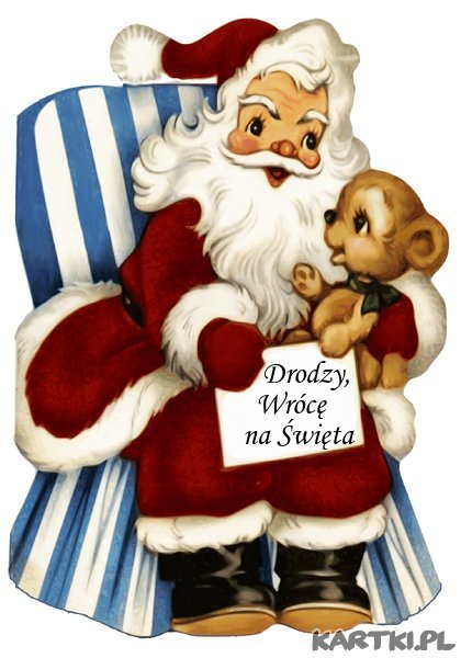 Wrócę na Święta!