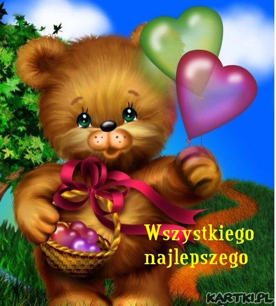 Wszystkiego najlepszego dla wszystkich dzieci tych dużych i tych małych!! -  KARTKI.pl