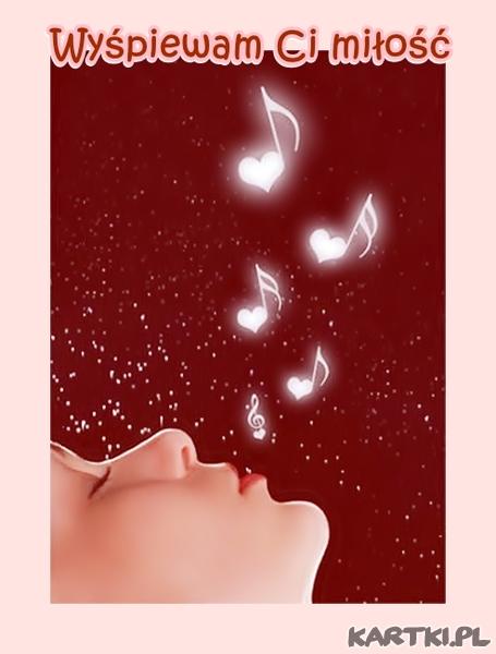 Wyśpiewam Ci miłość