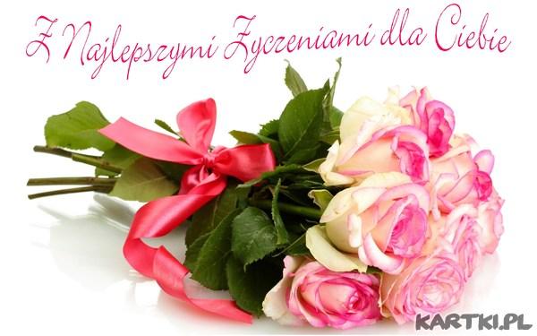 Z najlepszymi życzeniami dla Ciebie!