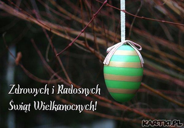 Zdrowych i Radosnych Świąt Wielkanocnych!