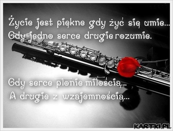 Nietypowy Okaz Życie jest piękne,gdy żyć się umie. - KARTKI.pl YG18
