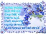 15 maja - Dzień Polskiej Niezapominajki