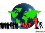 1 maja - Święto Pracy