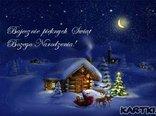 Bajecznie pięknych Świąt!