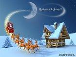 Bajecznie Pięknych Świąt Bożego Narodzenia!