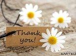 Bardzo Ci dziękuję!