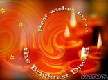 Best wishes for the Brightest Diwali