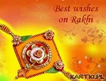 Best wishes on Rakhi