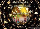 Bóg się narodził, w Betlejem mieście