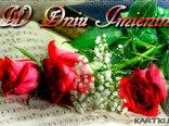Bukiet życzeń najpiekniejszych z głebi serca tobie ślę