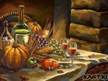 Celebration of the Thanksgiving Day