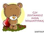 Czy zostaniesz moją Walentynką?
