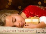 Dobranoc! Magicznych snów!
