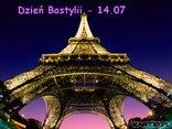 Dzień Bastylii - 14.07