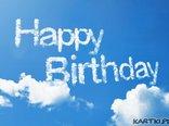 dziś są Twoje urodziny...