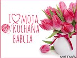 I love moja Kochana Babcia