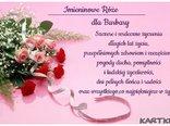 Imieninowe Róże dla Barbary