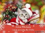 Jestem Mikołajem i mam prezenty dla Ciebie