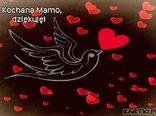 Kochana Mamo, dziękuję!