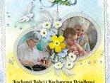 Kochanej Babci i Kochanemu Dziadkowi