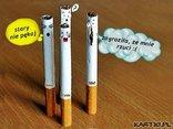 Kochanie, nie pal