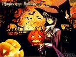 Magicznego Halloween życzę...