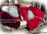 Mikołaj odpoczywa
