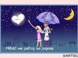 Miłość nie patrzy na pogodę