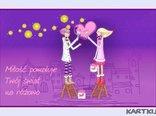Miłość pomaluje Twój Świat