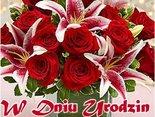 Najpiękniejsze życzenia i kwiaty dla Ciebie