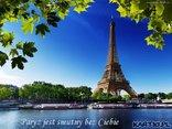 Paryż jest smutny bez Ciebie