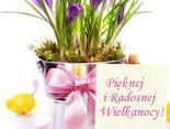 Pięknych Świąt Wielkanocnych pełnych szczęścia i miłości!