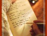 Pisze i myślę o Tobie