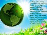 Pozdrowienia i wierszyk z okazji Dnia Ziemi