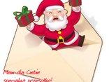 Pozdrowienia od św. Mikołaja