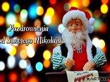 Pozdrowienia od Świętego Mikołaja