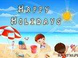 Pozdrowienia z wakacji