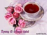 pozdrowienia, życzenia miłego dnia